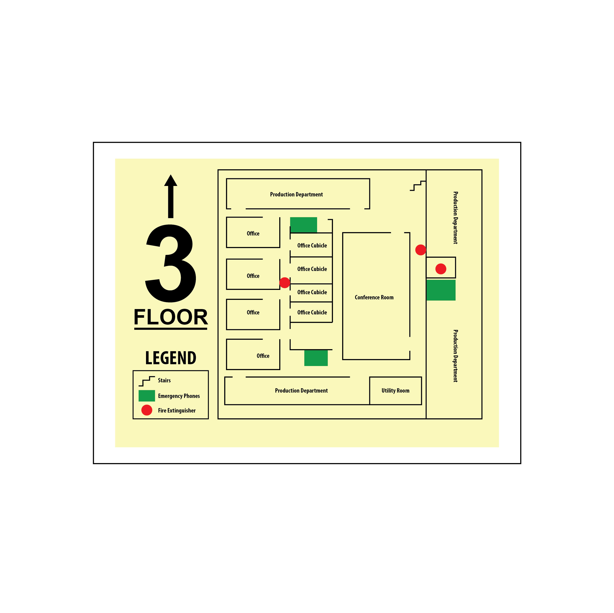 Emergency Floor Plans Image