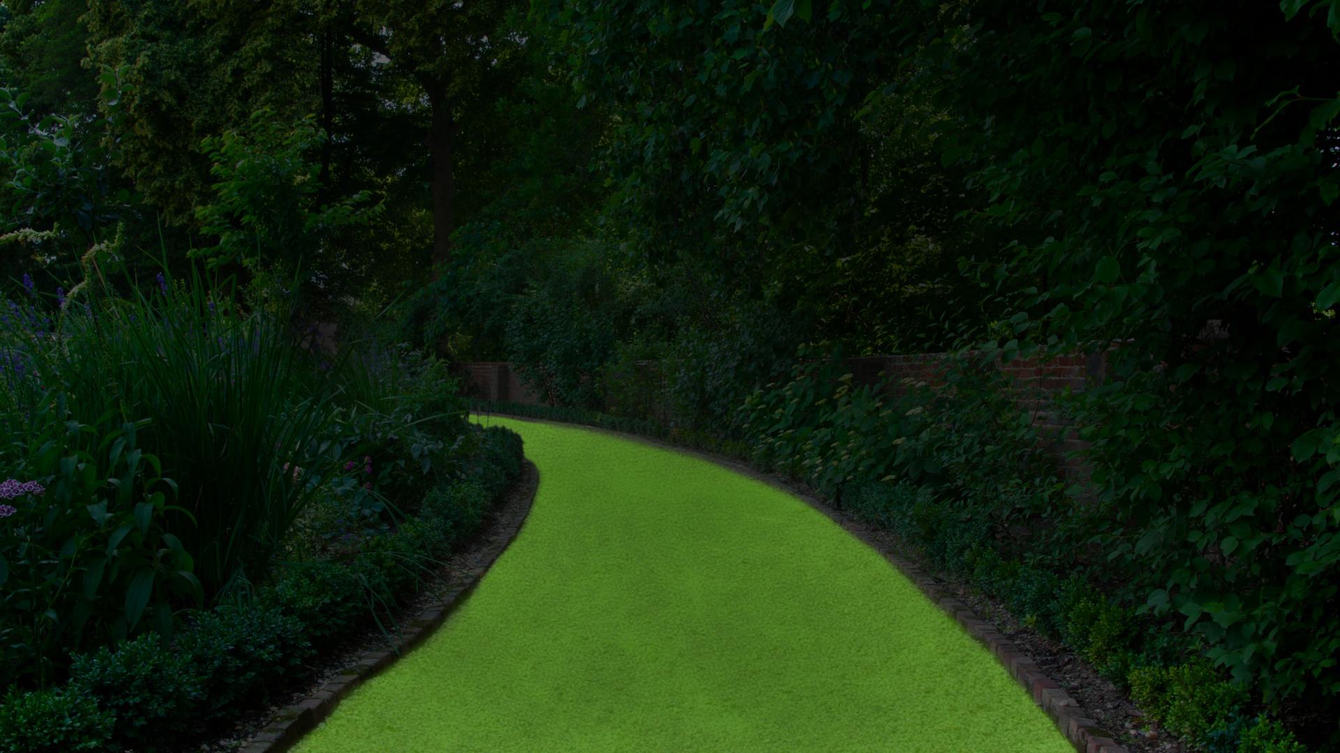 Glow Aggregate Path Glow