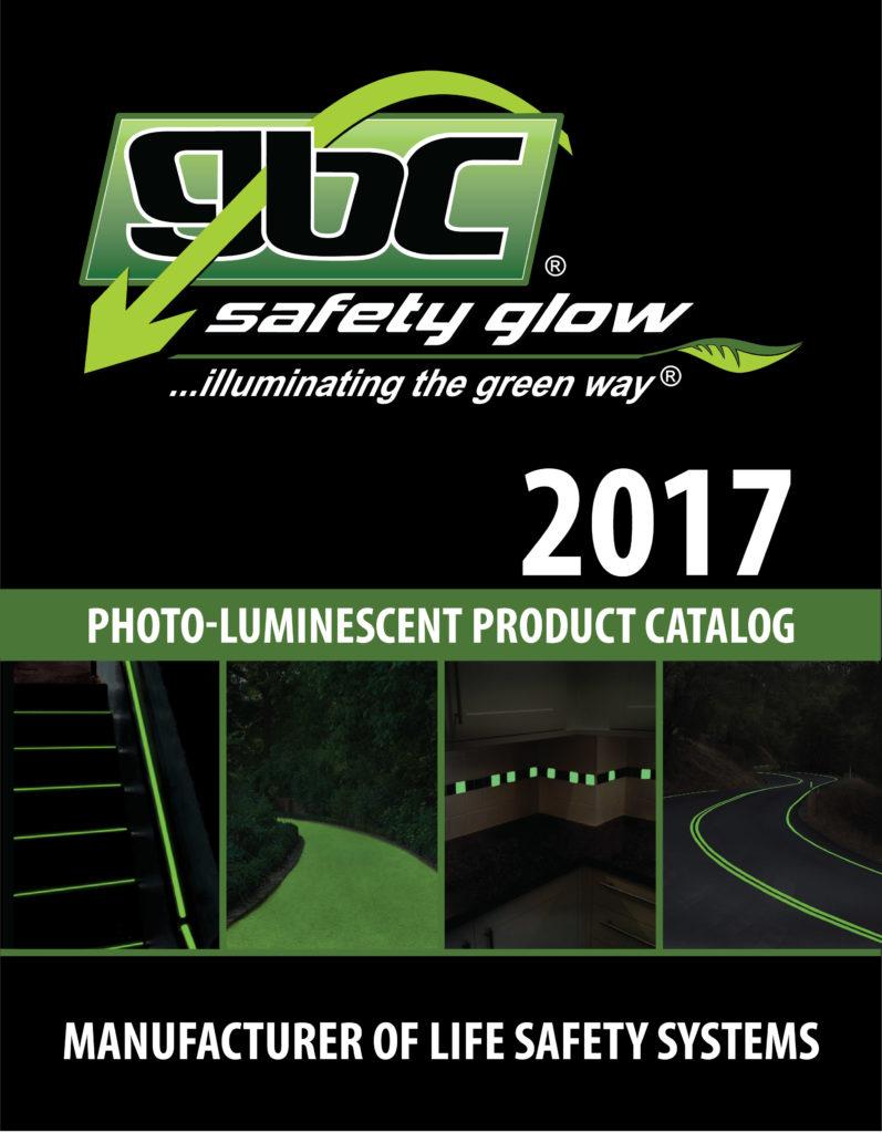 2017 Photo-Luminescent Product Catalog