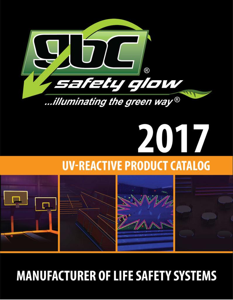 2017 UV-Reactive Product Catalog