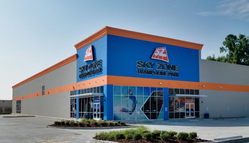 Sky Zone Building