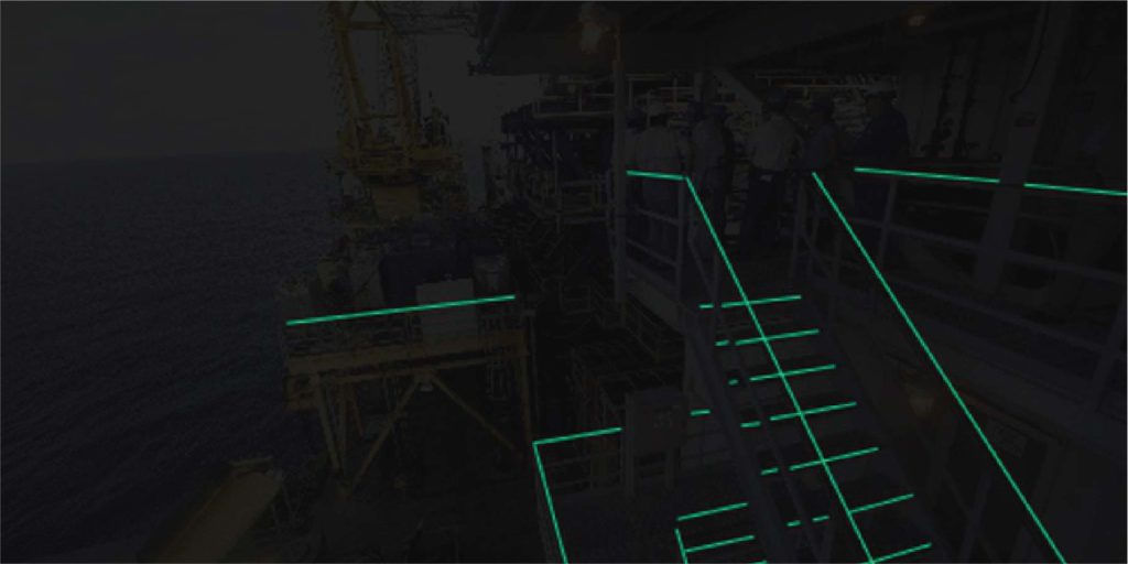 Safety Solutions: Offshore Oil Rigs - GBC Safety Glow
